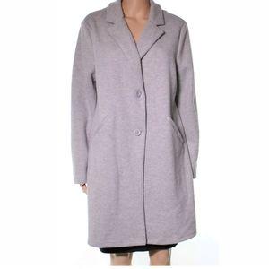 URBAN REPUBLIC Gray 2 button coat